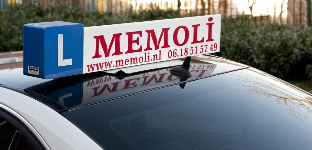 Autorijschool Memoli